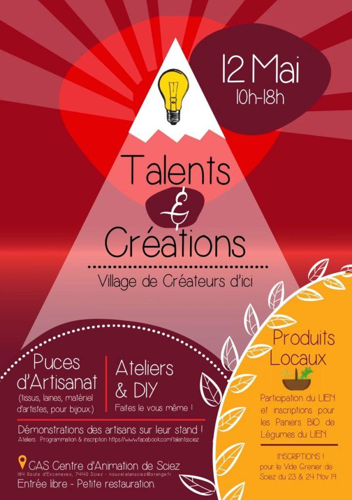 Salon Talents & Créations | Sciez (74)